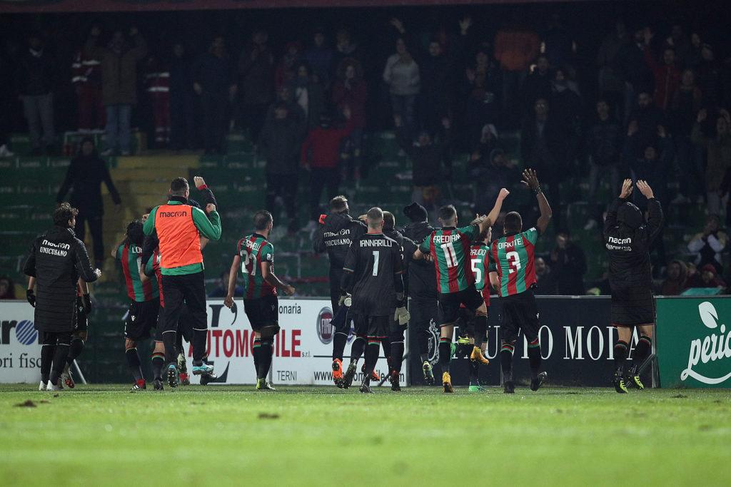 Lega Pro Girone B Ternana-Giana Erminio, i convocati rossoverdi