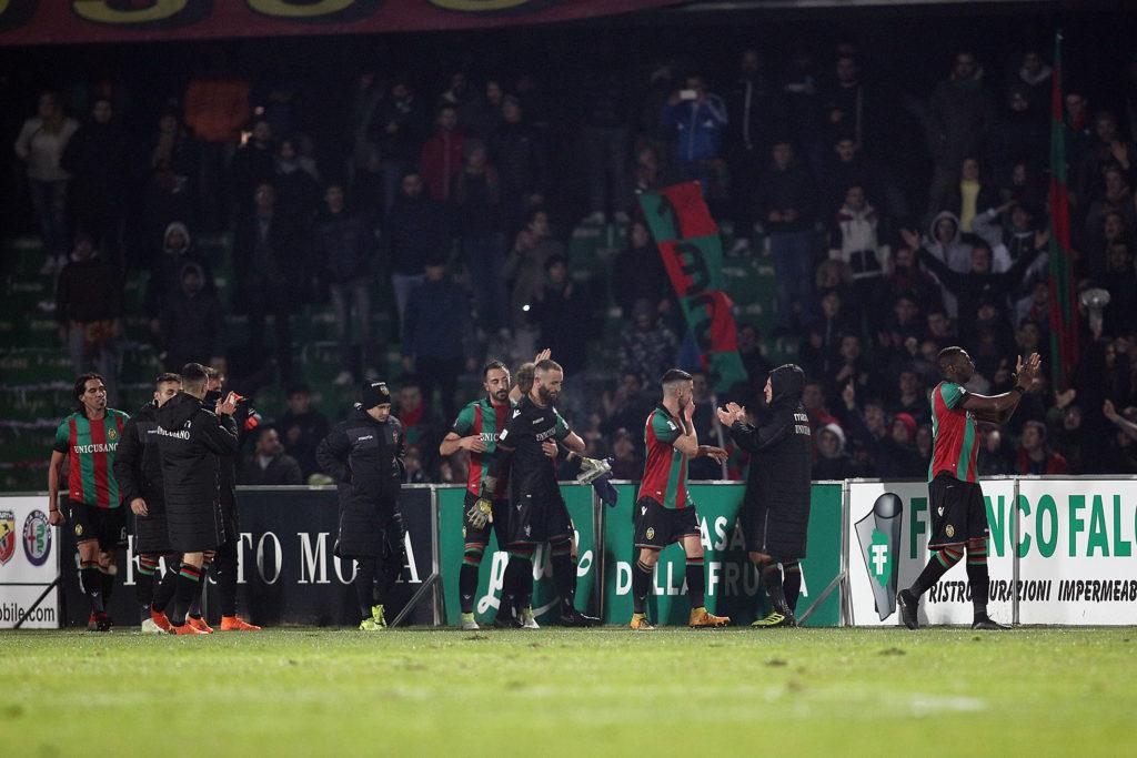 Lega Pro Fermana-Ternana, la diretta del match