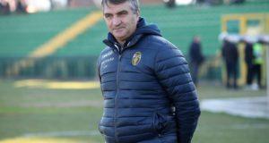 Lega Pro Girone B Rimini-Ternana, Luigi De Canio 'Bilancio buono del girone di andata'