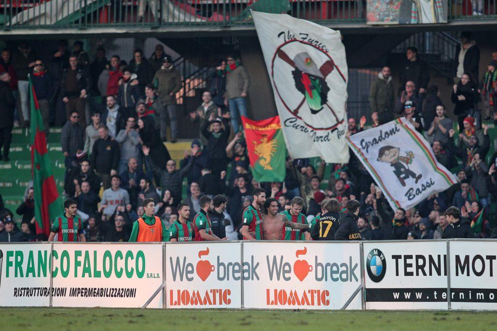 Coppa Italia Lega Pro Viterbese-Ternana, attiva la prevendita per il settore ospiti