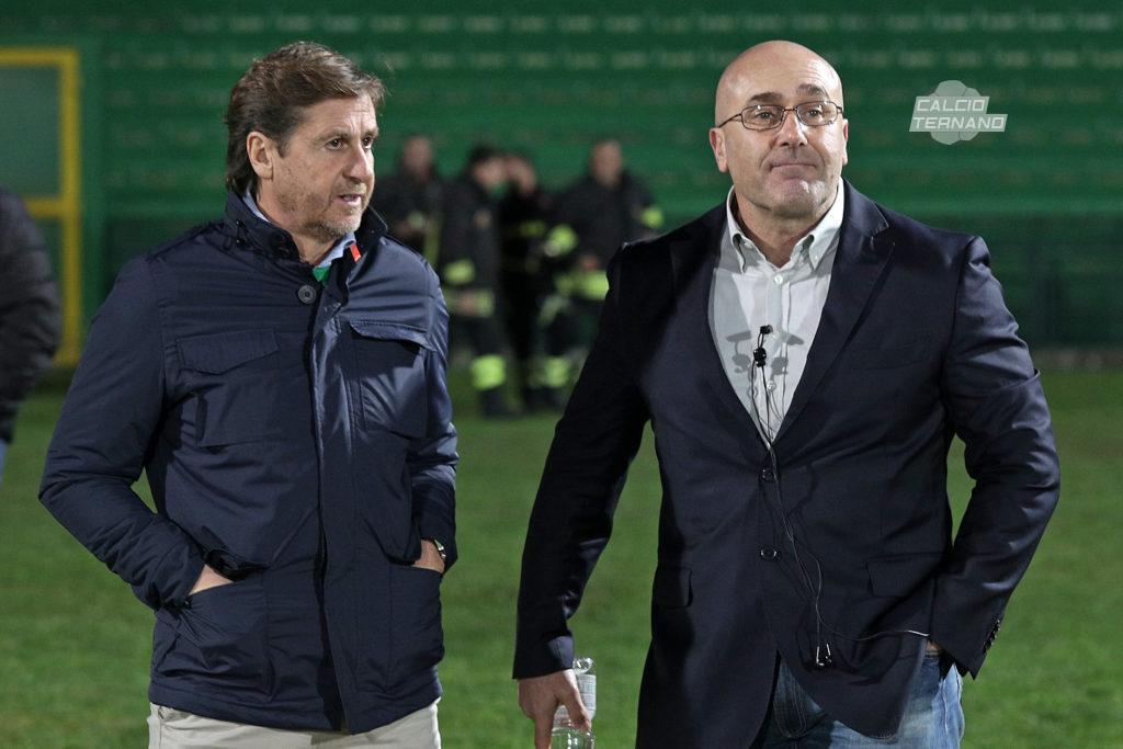 Ternana, Luca Leone 'Ho incontrato Bandecchi e Ranucci'