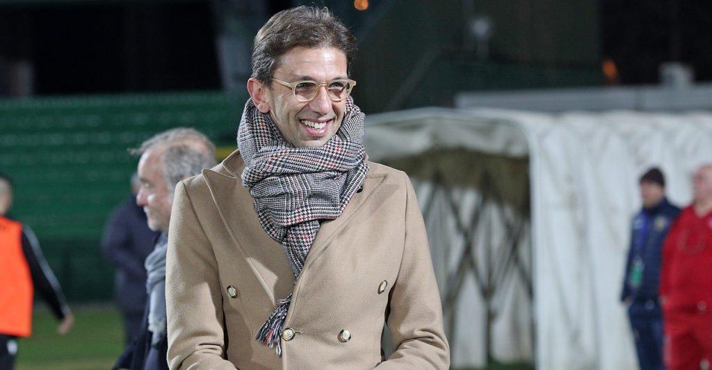 Ternana, Paolo Tagliavento diplomato al corso di direttore sportivo
