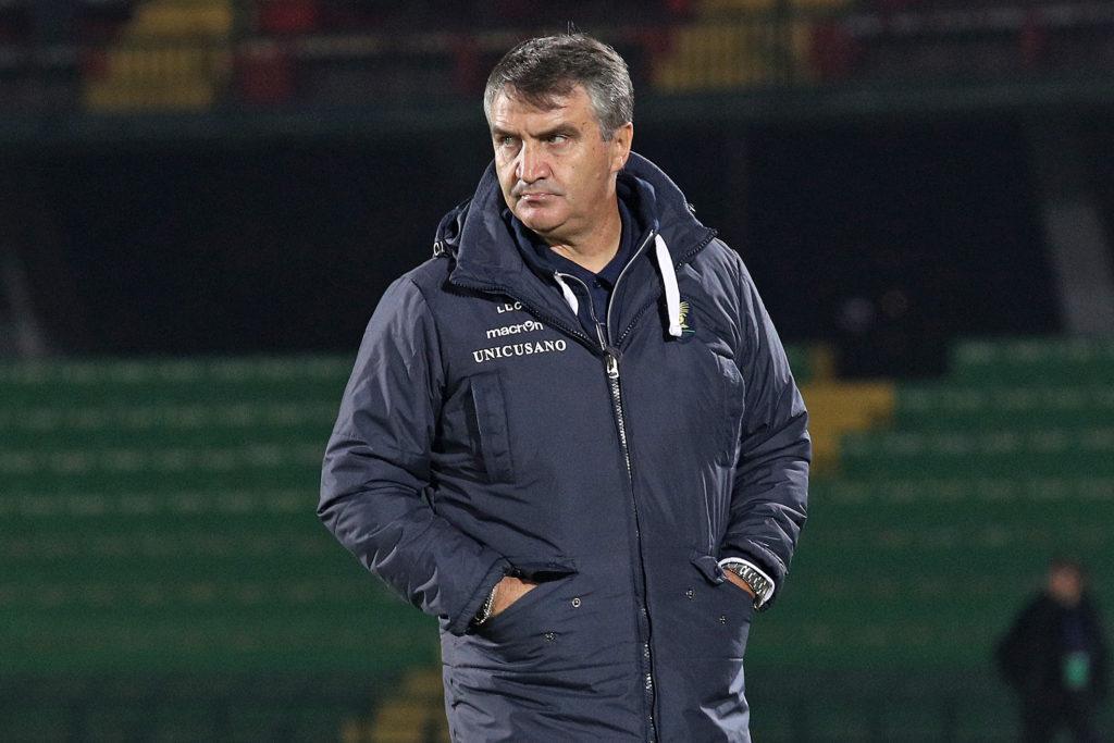 Lega Pro Girone B Ternana-Teramo, la conferenza di Luigi De Canio