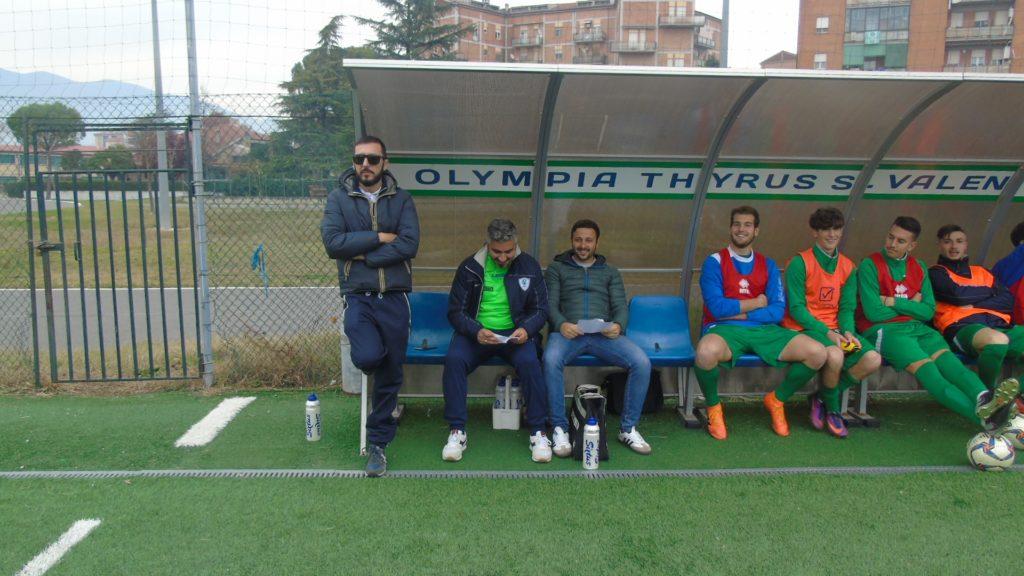 Olympia Thyrus-Amerina 1-1, le foto della sfida