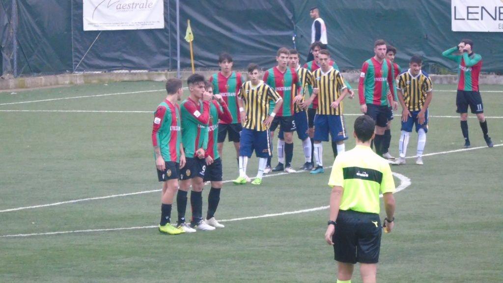 Ascoli-Ternana Berretti 0-3, rossoverdi scatenati in terra marchigiana