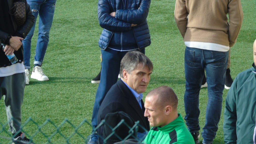Ternana, mister Luigi De Canio punta sul gruppo attuale