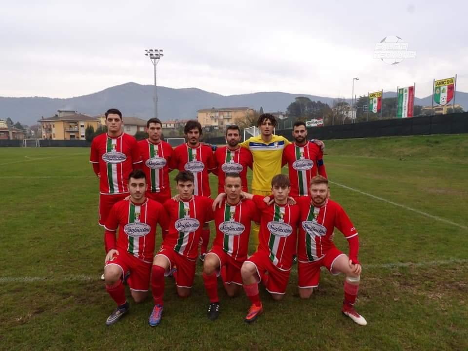 Promozione Umbria, ternane on fire nel girone B