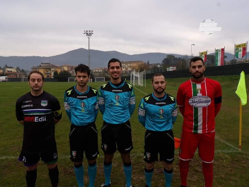 Promozione Girone B, Montefranco-Olympia Thyrus apre il 2019