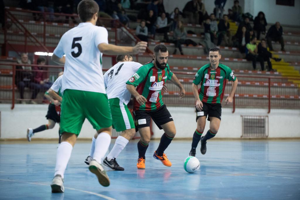 Futsal Ternana, conquistata la finalissima di coppa