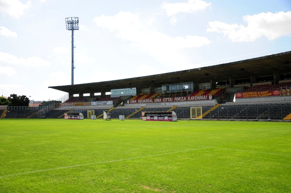 Lega Pro Girone B Ravenna-Ternana ufficiale, il dato spettatori ospiti