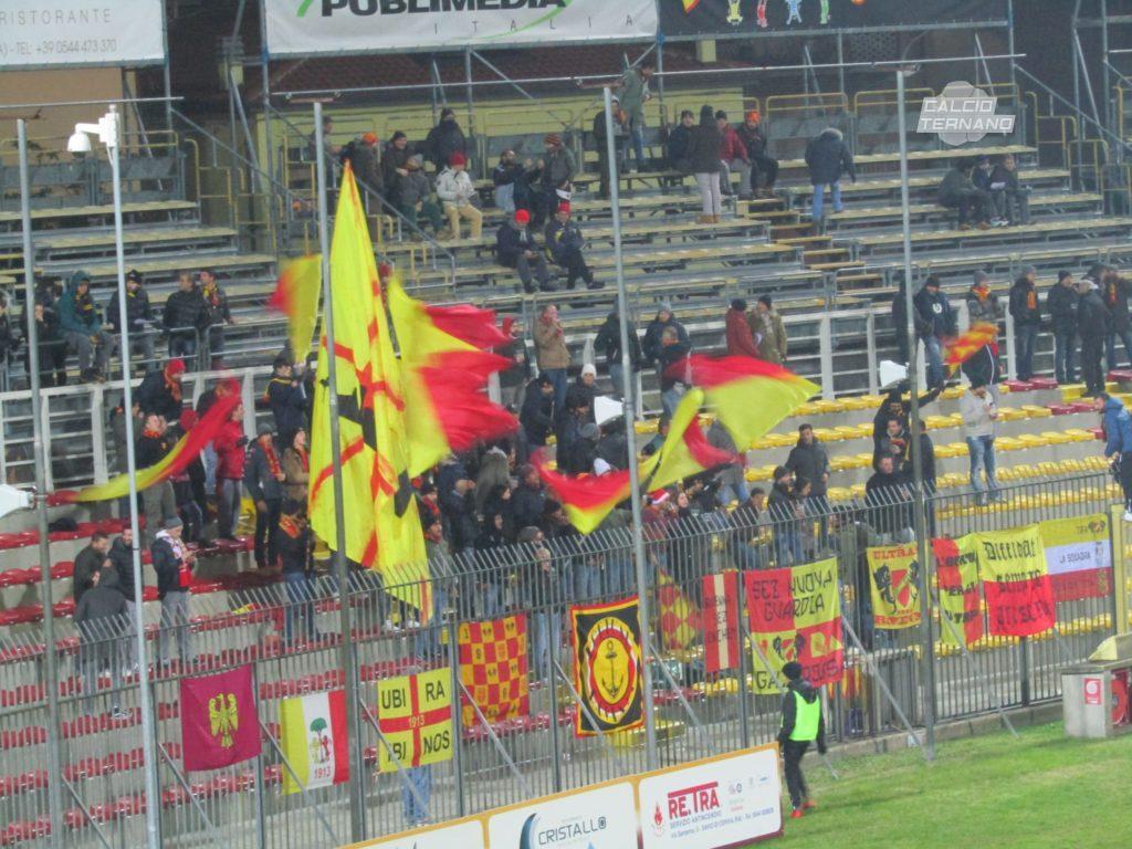 Lega Pro Ternana-Ravenna, giallorossi temibili in trasferta