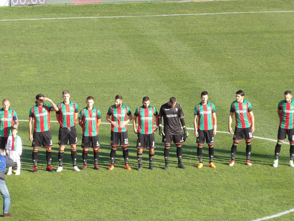 Lega Pro Girone B Ternana-Fermana, stangata a Manuel Giandonato