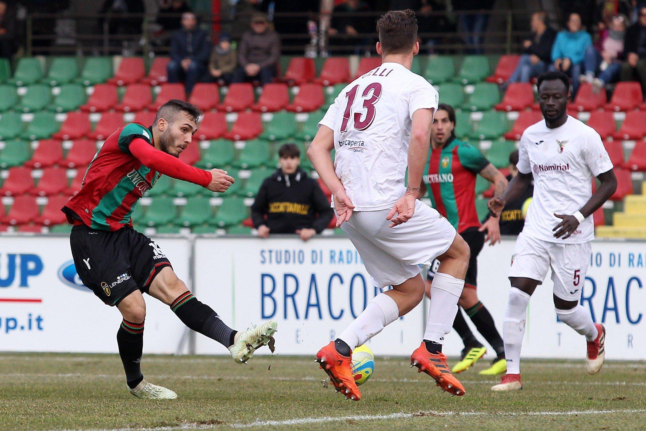 Calciomercato Ternana, un attaccante in arrivo per i rossoverdi