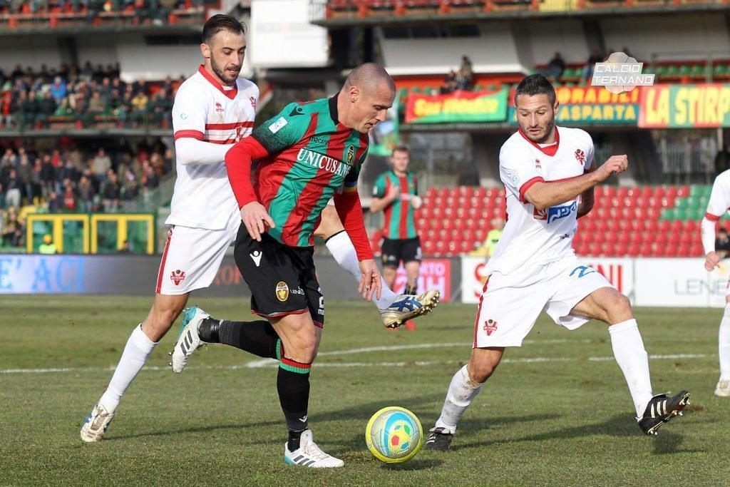 Lega Pro Ternana-Virtus Verona, probabili formazioni