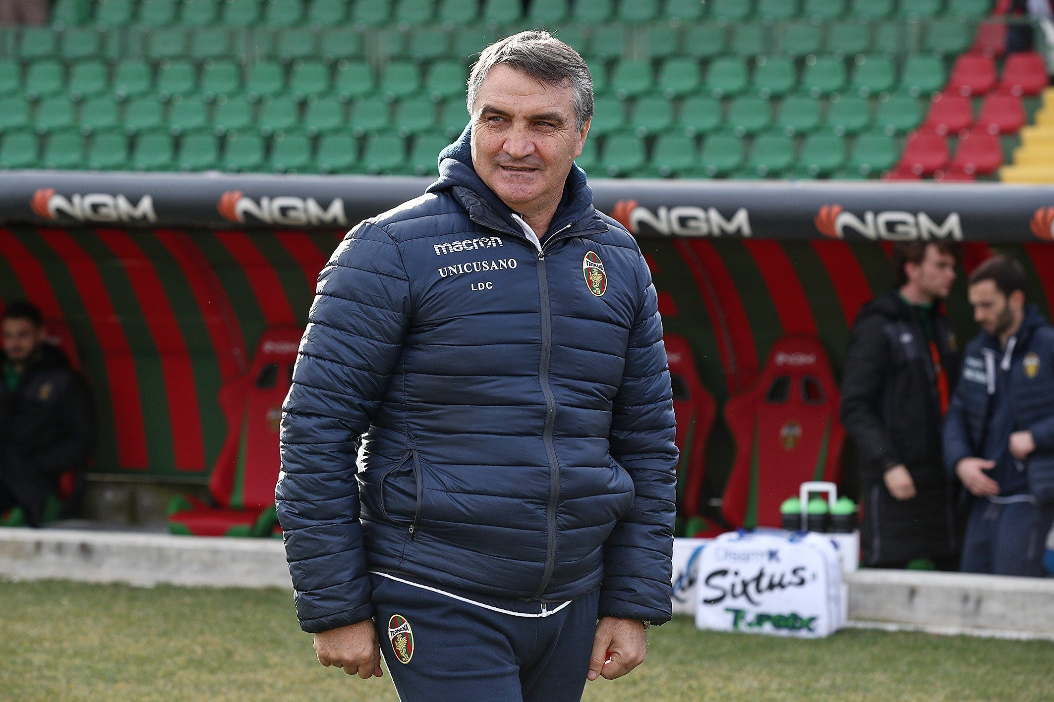 Ternana, Luigi De Canio in pole per una panchina europea