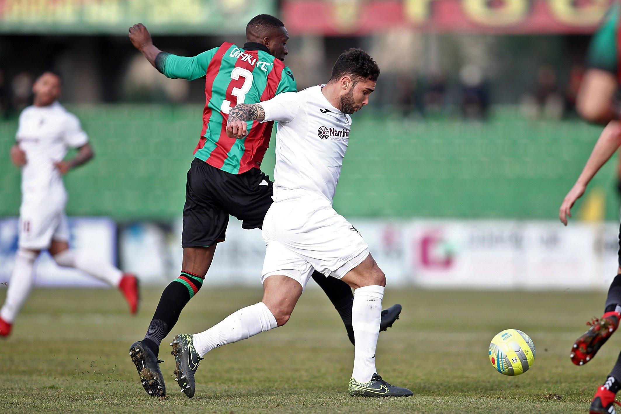 Lega Pro Ternana-Vis Pesaro, le probabili formazioni