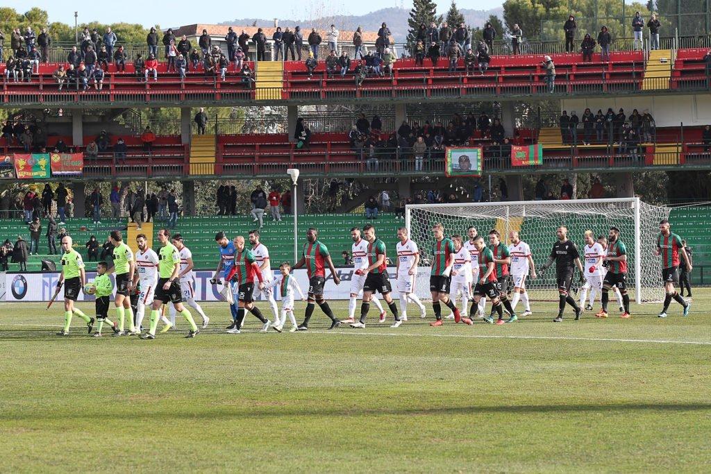 Lega Pro Ternana-Triestina, le formazioni ufficiali