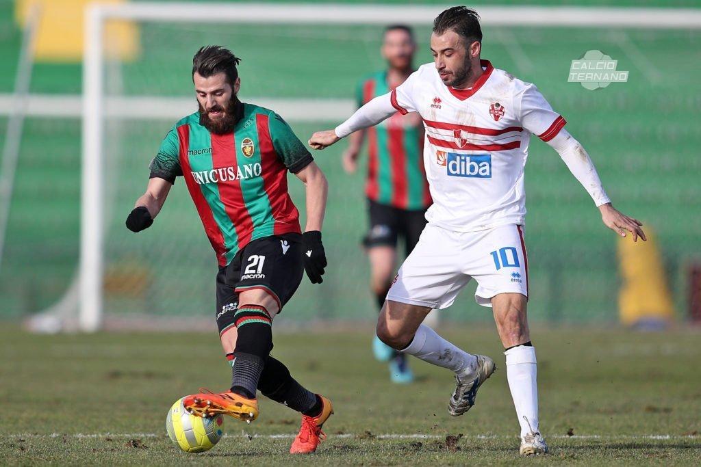 Calciomercato Ternana, Francesco Nicastro avversario dei rossoverdi
