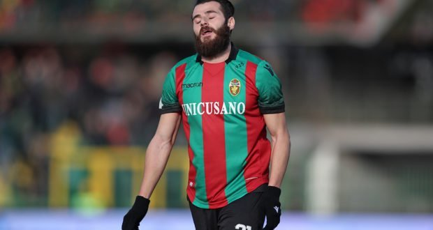 Ternana, Francesco Nicastro: ultima chance prima dell'addio