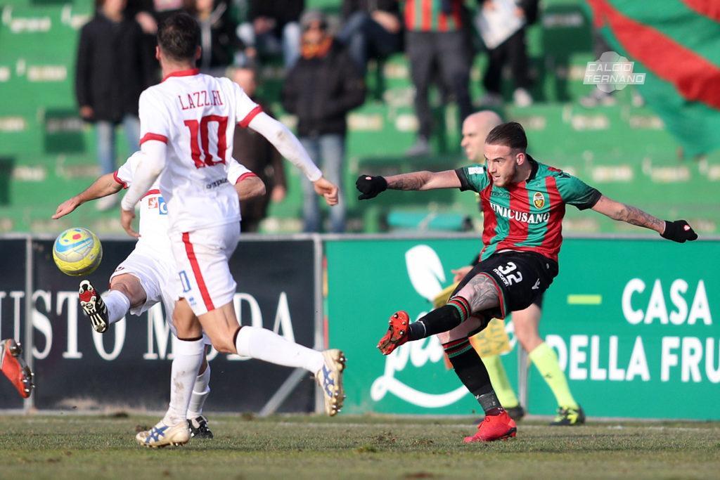 Calciomercato Ternana, Antonio Palumbo nuovamente rossoverde