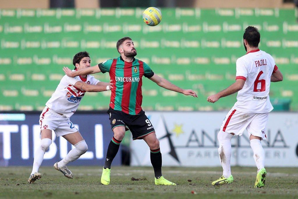 Ternana ufficiale, Karlo Butic all'Arezzo