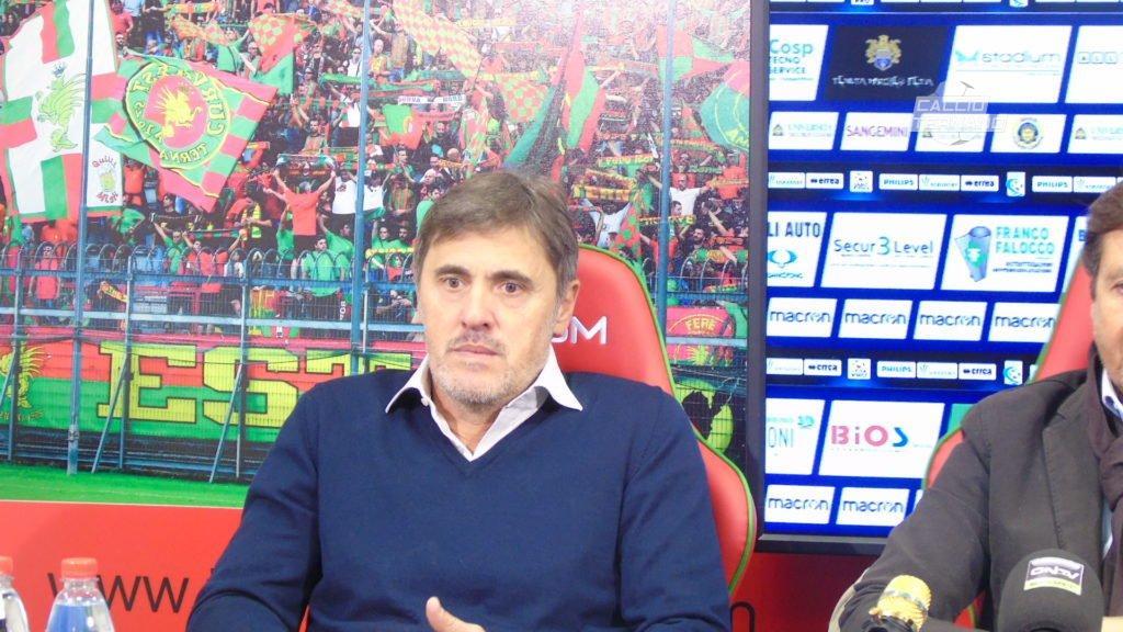 Lega Pro Ternana-Virtus Verona, la diretta del post partita