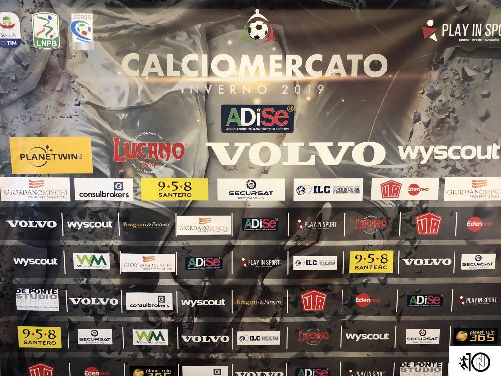 calciomercato inverno 2019