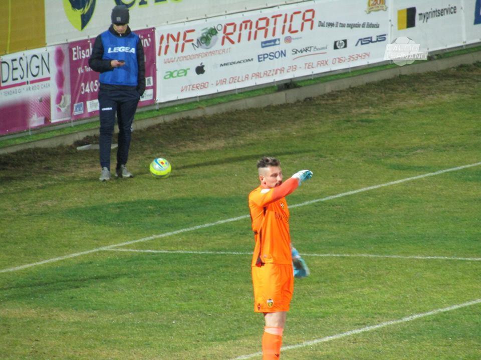 Calciomercato Ternana, Riccardo Gagno debutta con il Modena