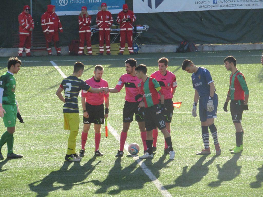 Ternana-Casertana Berretti 5-1, vittoria netta delle Ferette