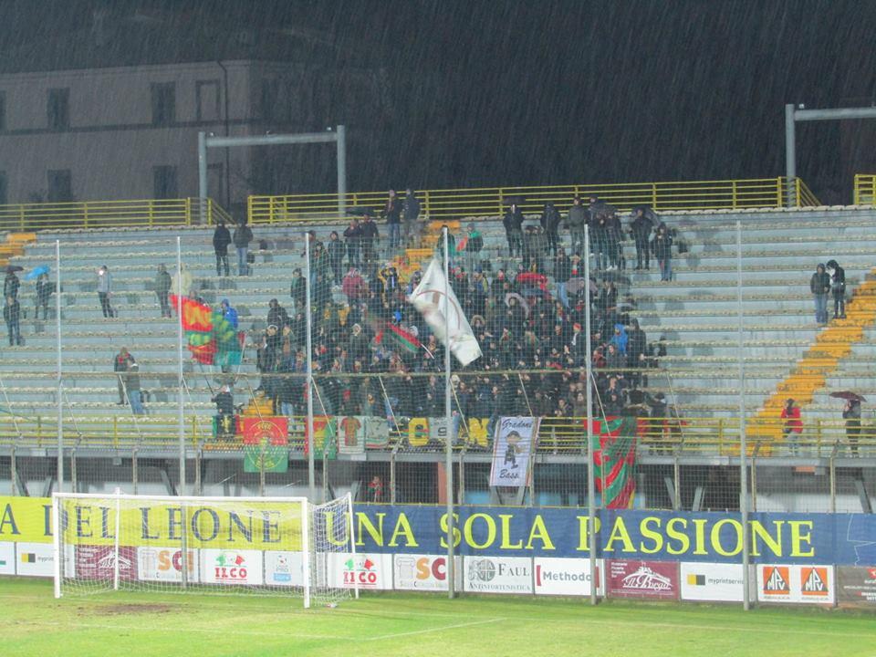 Coppa Italia Lega Pro Viterbese-Ternana, il dato dei tifosi ospiti