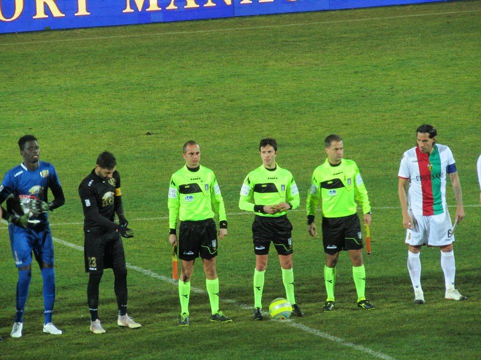 Coppa Italia Lega Pro Viterbese-Ternana, le formazioni ufficiali
