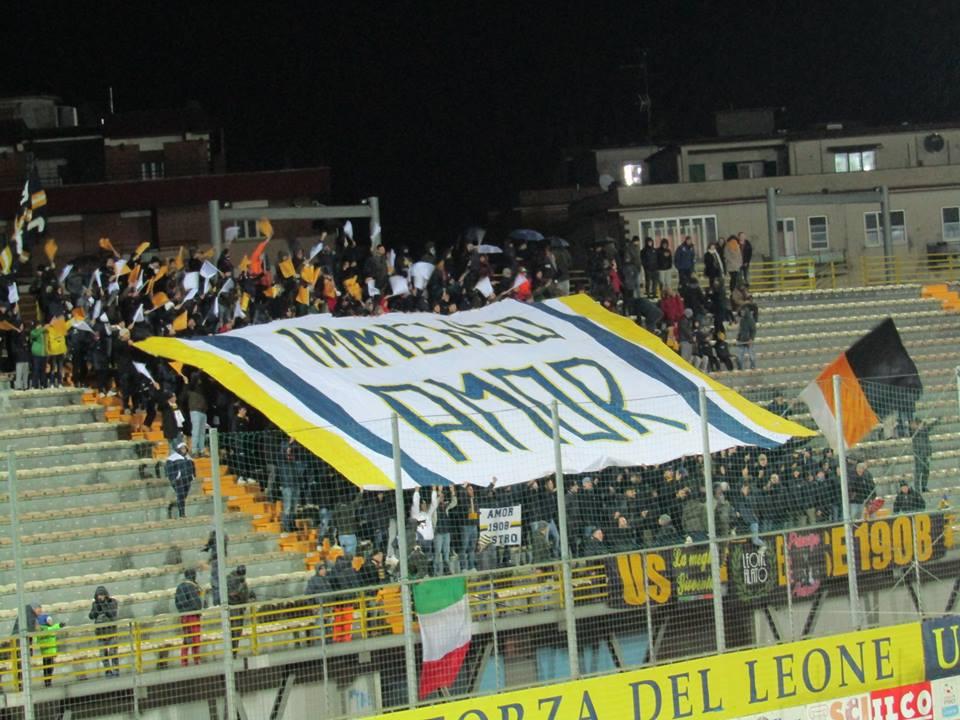 Ternana-Viterbese, dato parziale biglietti venduti ai tifosi ospiti