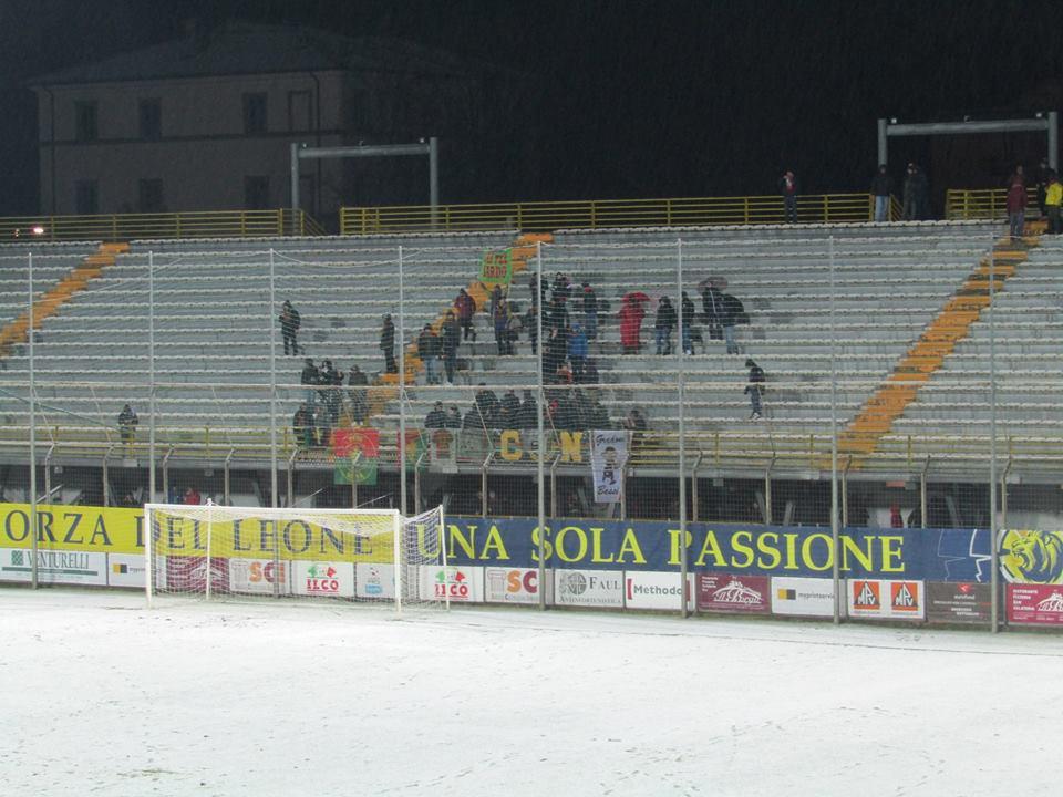 Coppa Italia Lega Pro Viterbese-Ternana, attiva la prevendita della prosecuzione