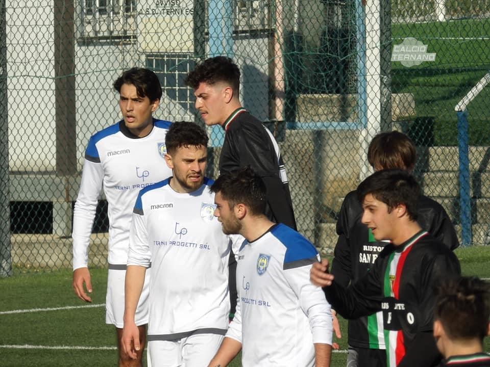 terni est soccer school amc98