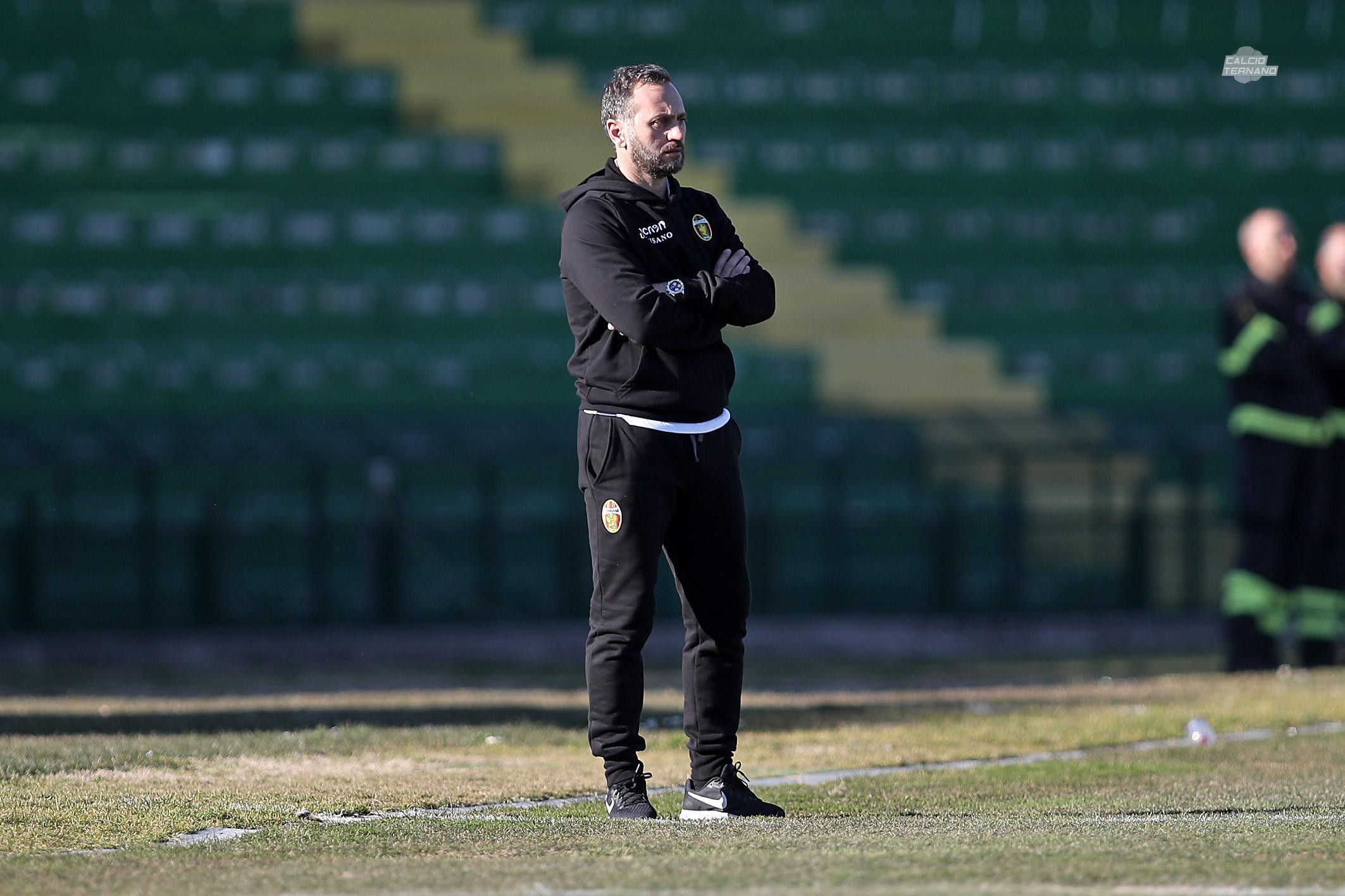 """Lega Pro Rimini-Ternana, Fabio Gallo:""""Se ne può uscire tutti insieme"""""""