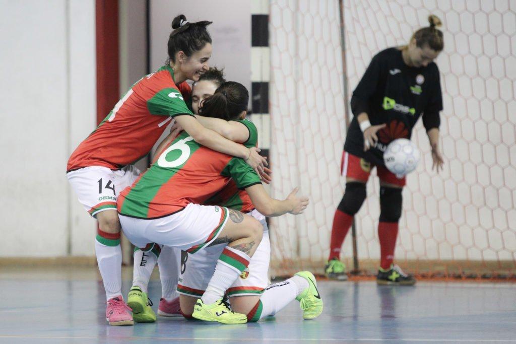 Ternana femminile-Royal Lamezia 11-0, goleada rossoverde
