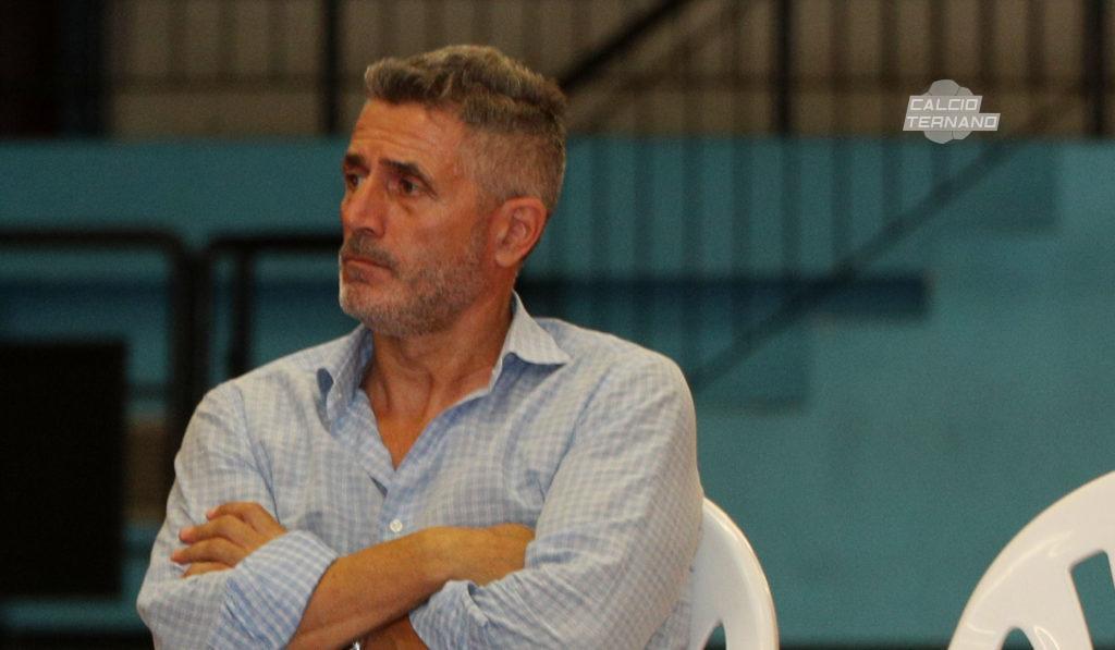 Silvio Paolucci responsabile settore giovanile