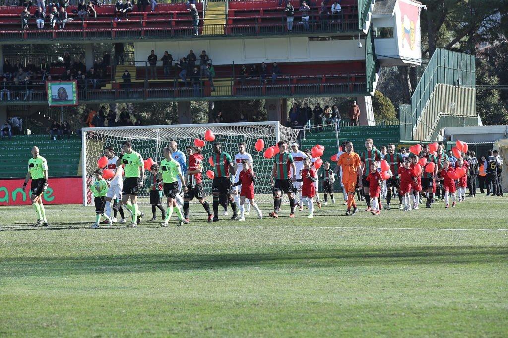 Lega Pro Ternana-Monza, le formazioni ufficiali