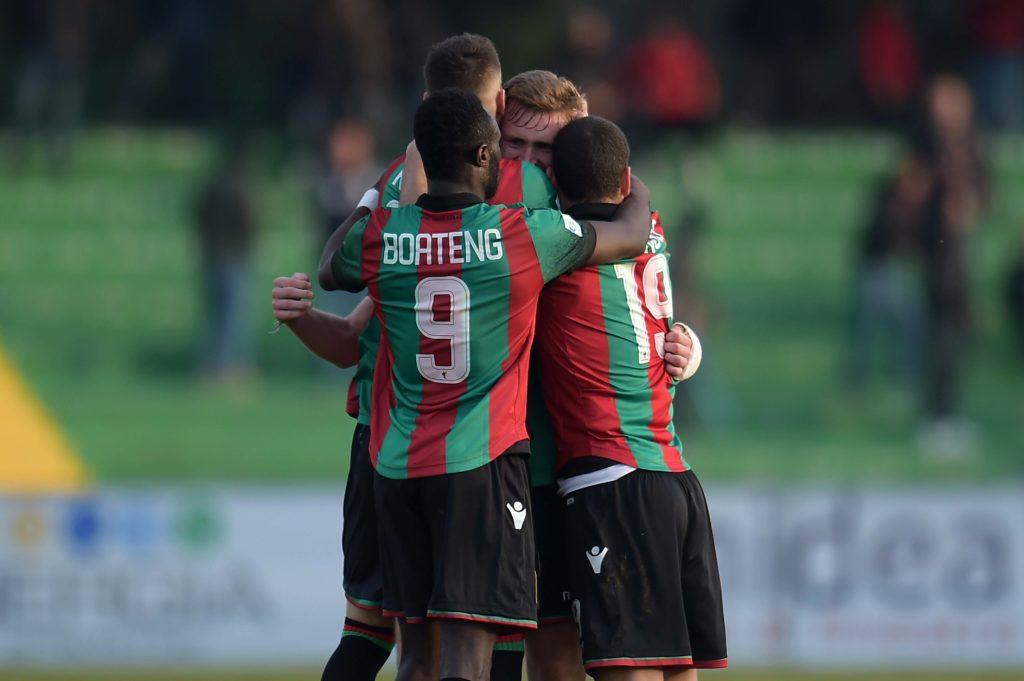 Ternana, i rossoverdi ai play off di Lega Pro