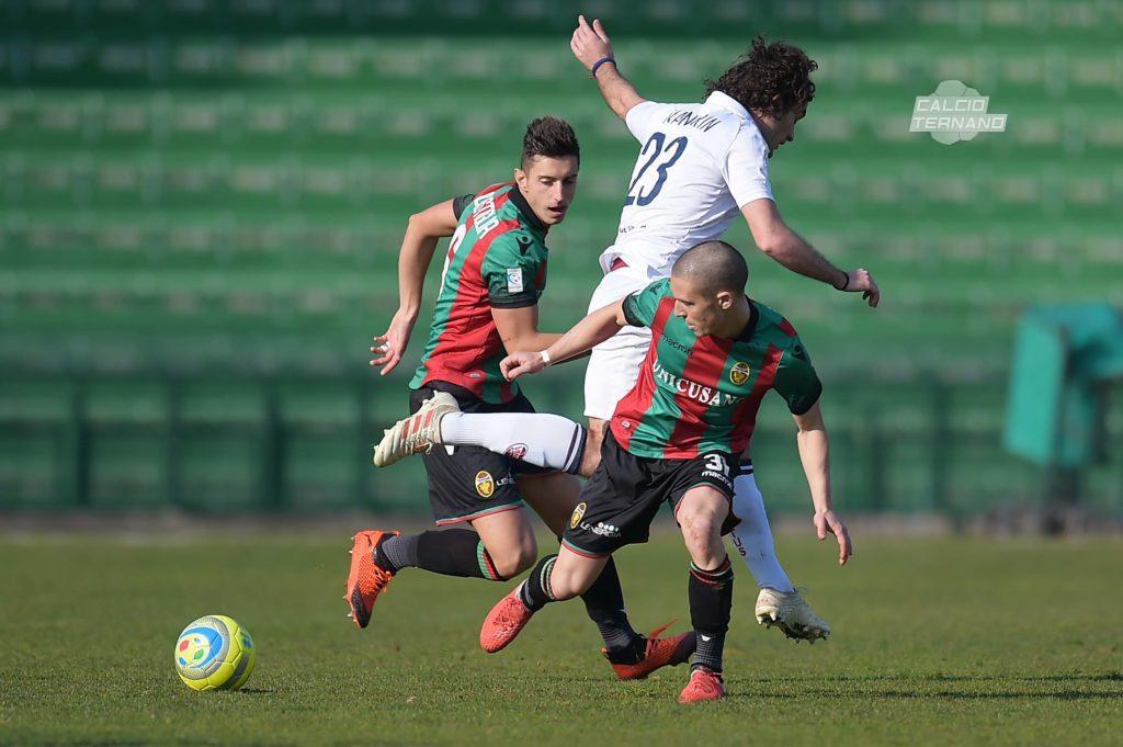 Lega Pro Albinoleffe-Ternana, la diretta del match