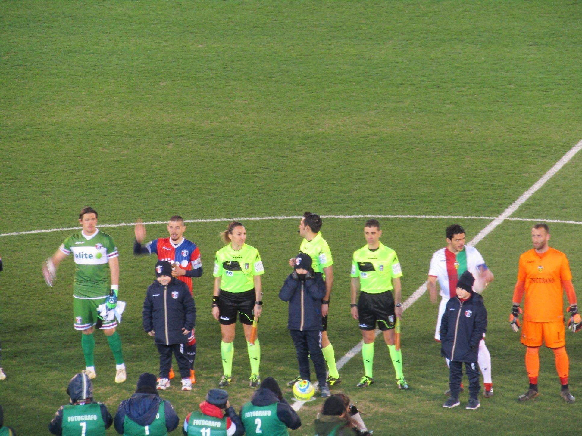 Lega Pro Ternana-Sambenedettese, la diretta del match