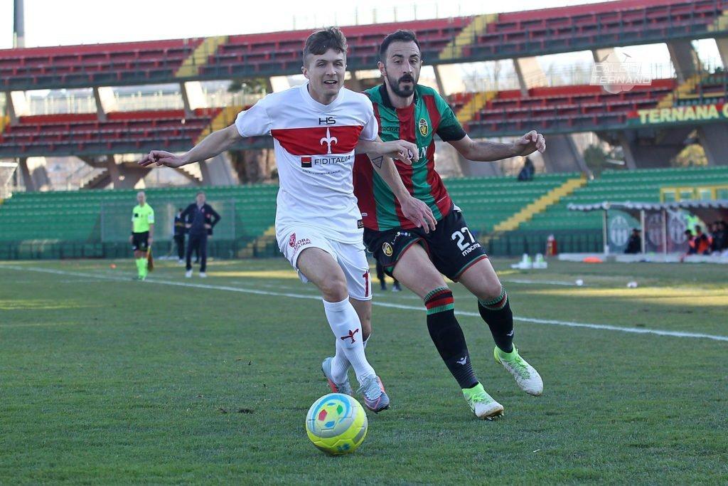 Calciomercato Ternana, ultime sul futuro di Dario Bergamelli