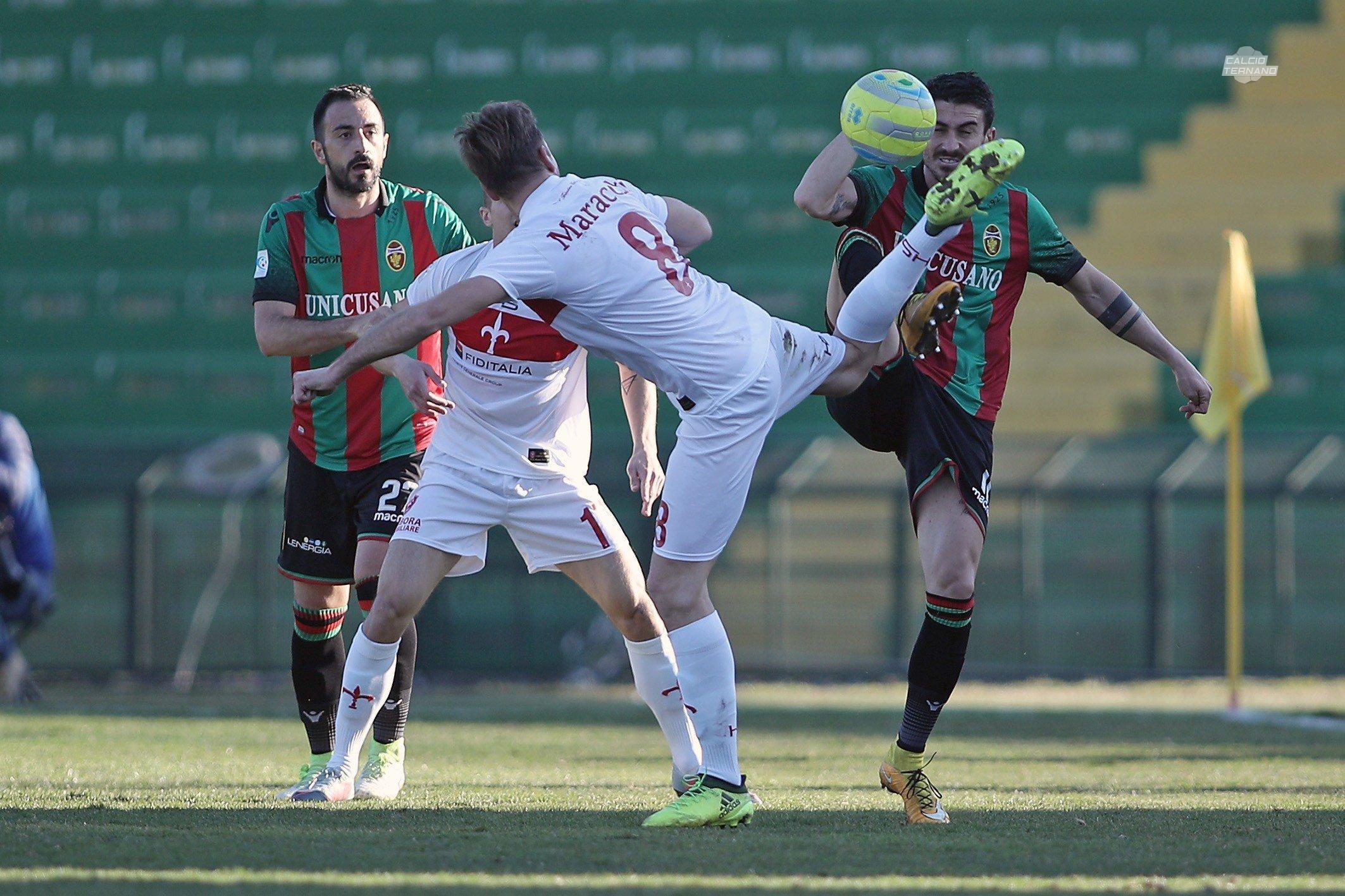 Lega Pro Ternana-Monza, le probabili formazioni