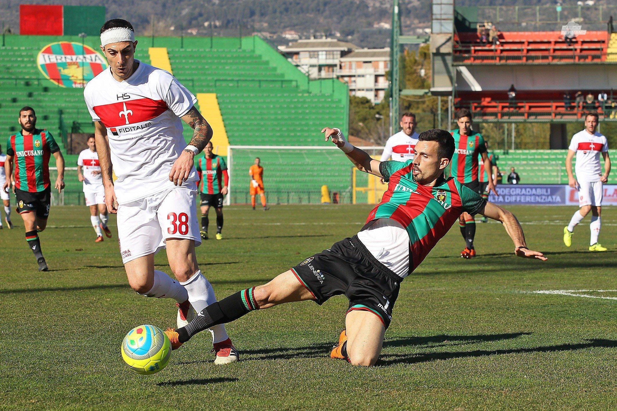 Ternana, i rossoverdi possono rientrare nella Coppa Italia nazionale