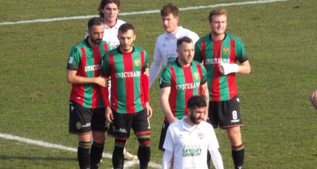 Lega Pro Ternana-Monza, Cosimo Chiricò ed un rossoverde rifiutato