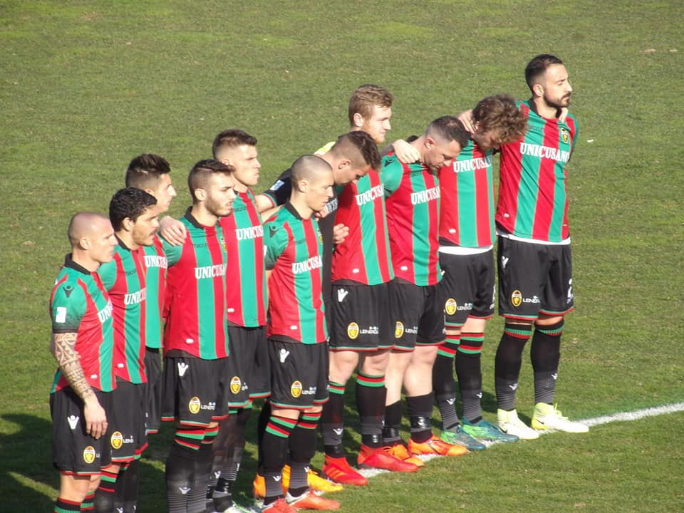Lega Pro Albinoleffe-Ternana, le formazioni ufficiali