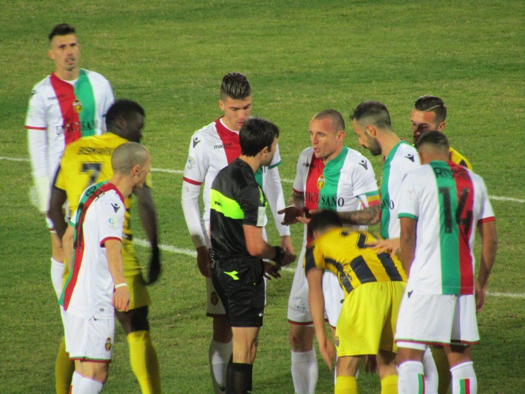 """Lega Pro girone C: """"Sono indignato per quanto accaduto"""""""