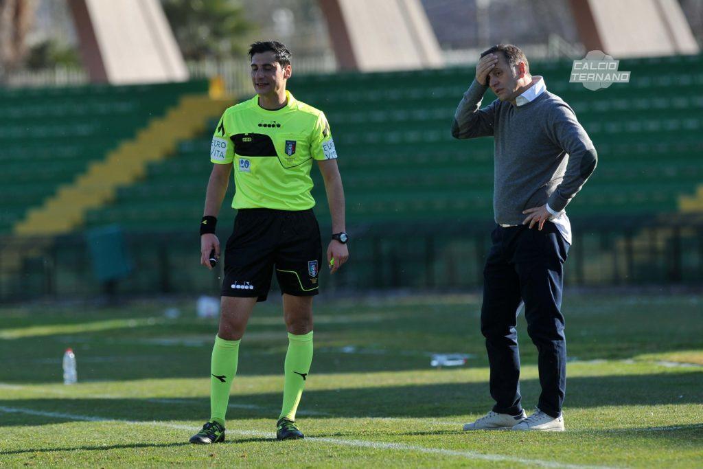 Lega Pro Gubbio-Ternana, l'arbitro del monday night