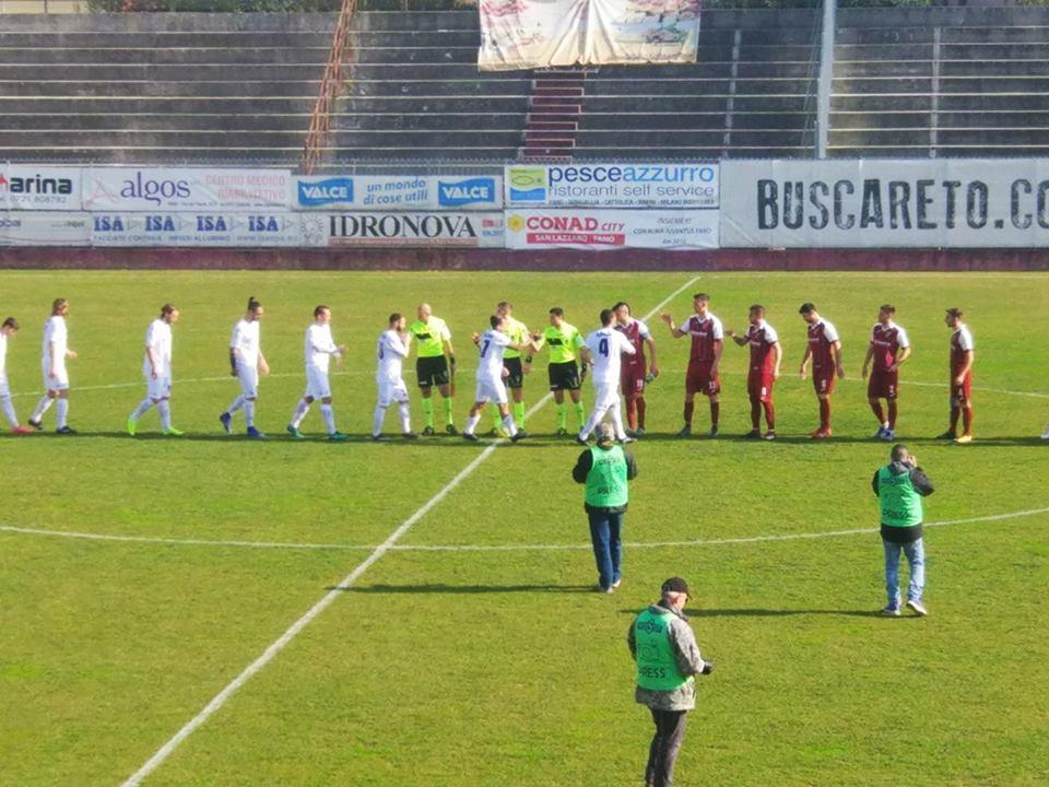 Lega Pro, Fano-Albinoleffe termina in parità