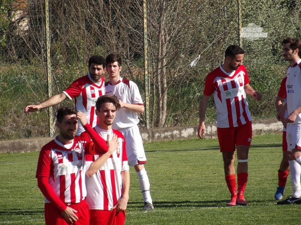 Seconda Categoria Girone D, pareggio nel big match di giornata